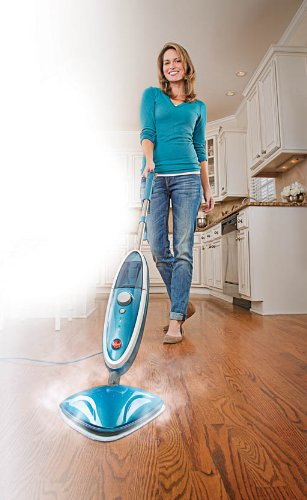 Hoover TwinTank Disinfecting Steam Mop - WH20200