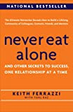 Never Eat Alone, Keith Ferrazzi and Tahl Raz, 0385512066