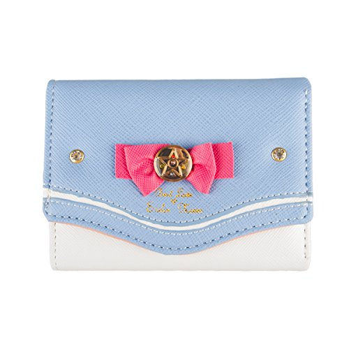 INDRESSME Womens Cute Candy Small Wallet Sailor Moon Kawaii Card Holder Wallet for Girls