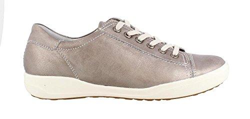 Josef Seibel Damen Sina 11 Fashion Sneaker Platin