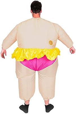 Disfraz De Sumo Inflable De Ballet Divertido para Adultos Disfraz ...