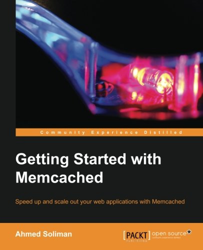 Read Online Getting Started with Memcached pdf