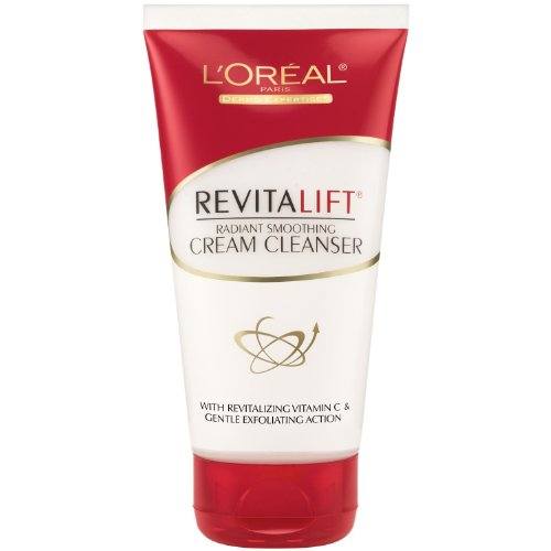 Loreal Revitalift Cream Cleanser 5oz (3 Pack)