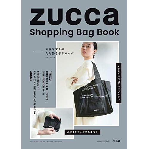 ZUCCa Shopping Bag Book 画像