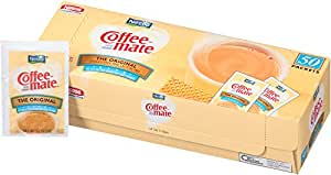 NESTLE COFFEE-MATE Coffee Creamer, Original Lite, 3g powdered packets, 50 ct (Pack of 20)