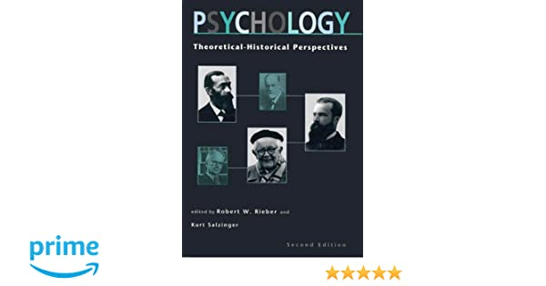 psychology theoreticalhistorical perspectives
