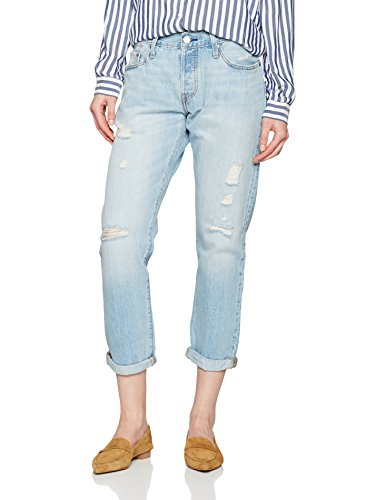 da Jeans donna turbolento Ct Blue Indaco Levi's 501 7IH7T