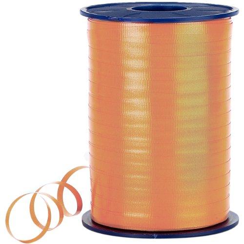Morex Poly Crimped Curling Ribbon, 3/16-Inch by 500-Yard, (Orange Metallic Balloons)
