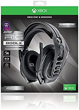Plantronics Rig 800lx Dolby Atmos Wireless Gaming Computers Accessories