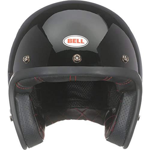 Bell HELMET CUSTOM 500 SOLID BLACK S