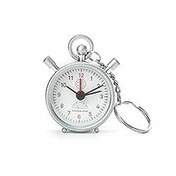 Kikkerland Mini Stopwatch Alarm Clock