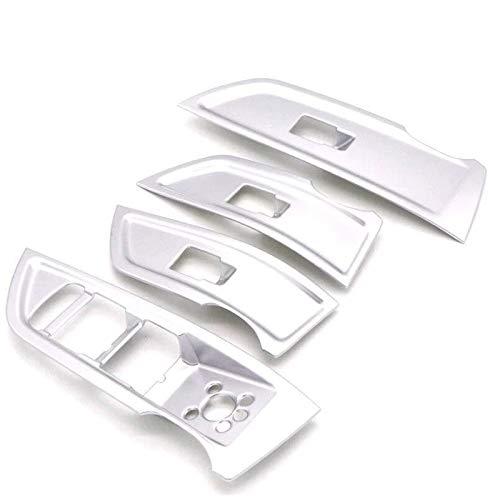 FFZ Parts Fensterheber Rahmen Blende Abdeckung Passend F/ür Q5 SQ5 FY TDI TFSI Sline