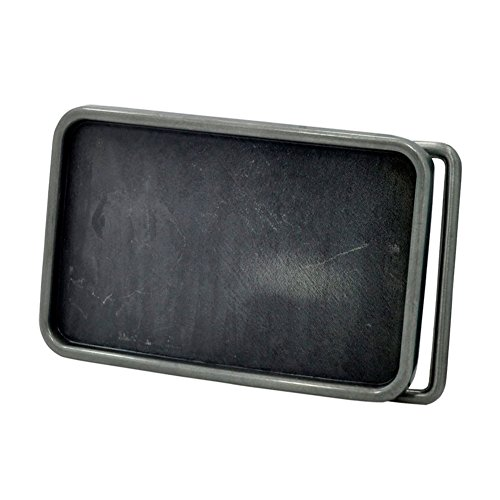 Buckle Rage Rectangle Blank Custom Belt Buckle Small - Small Buckle