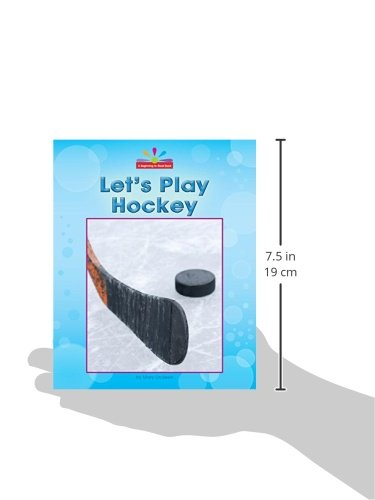 Let's Play Hockey (Beginning-to-read)