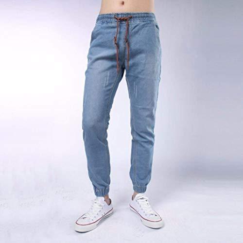 Di Uomini Hellblau Jeans Disegno I Bolawoo Pantaloni Arrivo Modo Nuovi Marca Comodi Del Degli Mode Denim Dei Nuovo TxXRTwIq