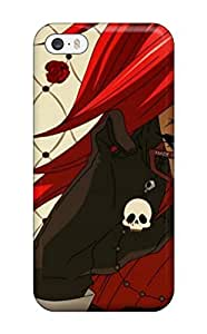 Brand New 5/5s Defender Case For Iphone (attractive Grell Sutcliffe)