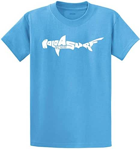 Koloa Surf Co. Hammerhead Shark T-Shirts in Regular, Big and Tall Sizes