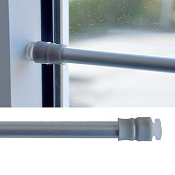 Fabulous Gardinen-Klemmstange Gardinenstange Scheibenstange ohne bohren 40 EJ01