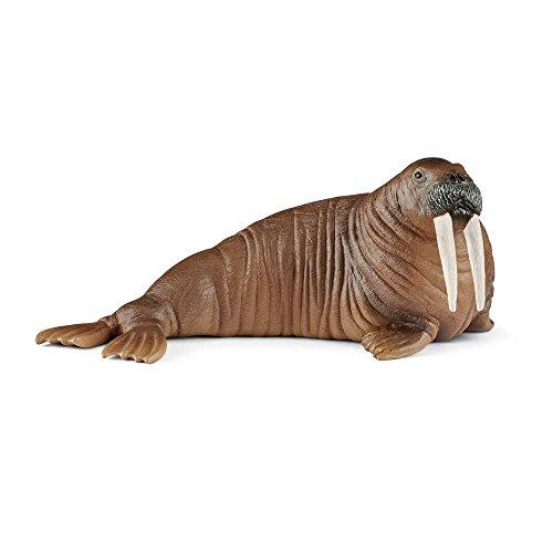 Schleich Walrus Toy Figurine