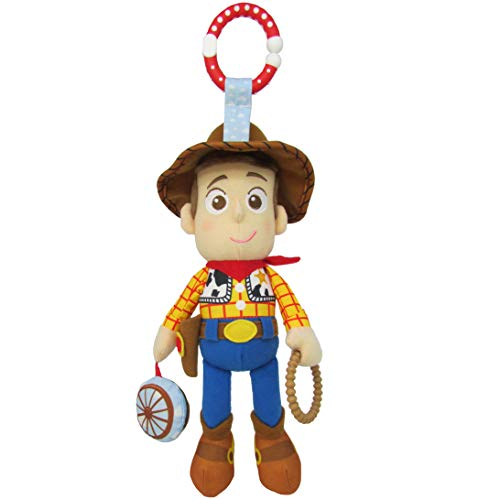 Disney•Pixar Toy Story Woody On The Go Activity Toy -
