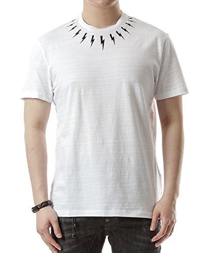 wiberlux-neil-barrett-mens-thunder-neck-print-t-shirt-s-white