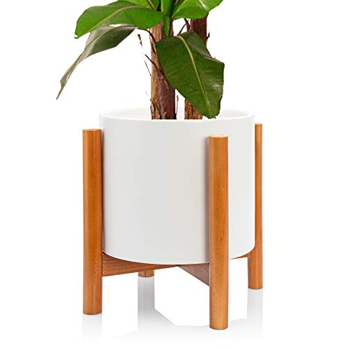Top planter pot indoor 10 inch ceramic for 2020