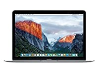 "Apple MacBook (Early 2016) 12"" Notebook, Retina Display, Intel Core M5-6Y54 Dual-Core, 512GB PCI-E SSD, 8GB, 802.11ac, Bluetooth, MacOS 11.4 El Capitan - Silver"