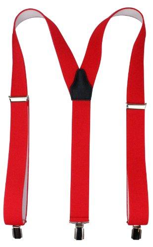 Designs De 35mm Haute Qualité Avec Clips Noir Rouge Flittner Royal Alex Gris Fort Bretelles Bleu Blanc Bp5qU