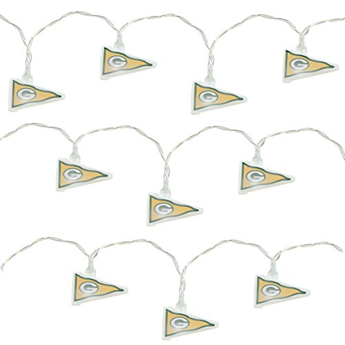 NFL Green Bay Packers LED Party Lights -