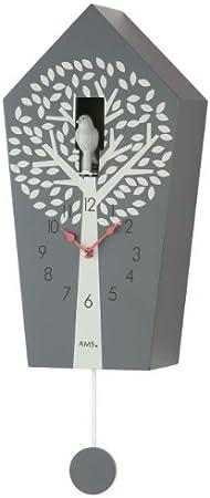 Moderno reloj de cuco - modern Sytyle - oferta de relojes-Park Eble - AMS 7287
