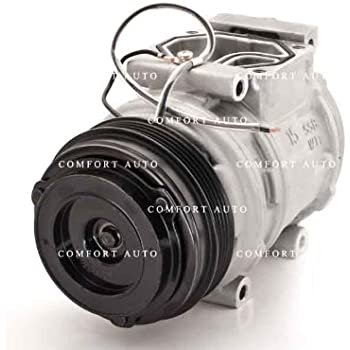 1995 - 2004 Toyota Tacoma New AC A/C Compressor With 1 Year Warranty