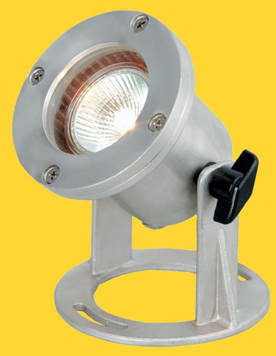Corona CL-312-SS -Low Voltage/ 12V Underwater Light Stainless Steel Underwater, Stainless Steel