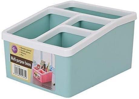 Cajas de joyería DJSSH Cosmética Caja de Almacenamiento de Almacenamiento taquilla del Estante del salón de Maquillaje a Distancia Soporte del Titular de baño Cepillo del Maquillaje DJSSH: Amazon.es: Hogar