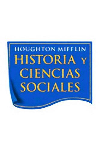 Houghton Mifflin Historia y Ciencias Sociales: Superlibros Grade 2 Unit 2 (Spanish Edition) pdf