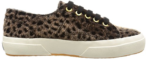 2750 903 Superga Taupe Basses Leopardhorsew Sneakers Femme Noir Multicolore dTYqaHYwx