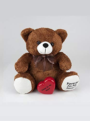 Pet Cremation Urn, Teddy Bear. Quality Brown Teddy Bear Keepsake Urn. A Nice Sized, Huggable Memorial For Both Adults And Children.
