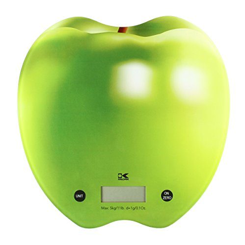 Kalorik Digital Kitchen Scale Green Apple