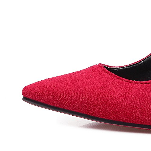 BalaMasa , Sandales Compensées femme red