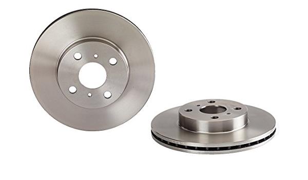 Brembo 09.5736.11 Front Disc Brake Rotor