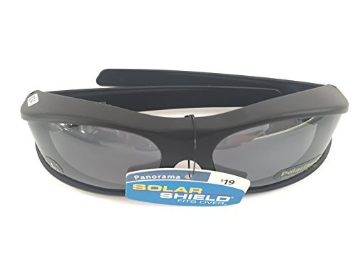 Solar Shield Fits Over Polarized Sunglasses Large - Fits Sunglasses Shield Solar Over