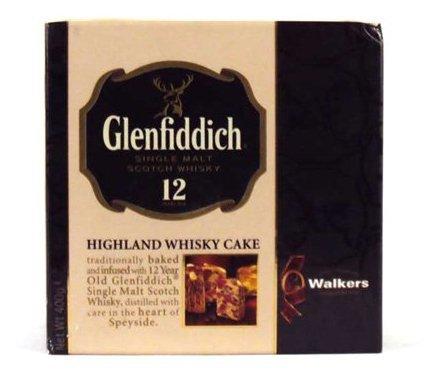 Walkers Shortbread Glenfiddich Rich Fruit Pudding, 8-Ounce Box