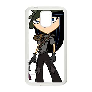 Phineas & Ferb Across the 2nd Dimension Samsung Galaxy S5 Cell Phone Case White