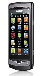 """Samsung Wave GT-S8500 SIM única Gris - Smartphone (8,38 cm (3.3""""), 800 x 480 Pixeles, 1 GHz, Gris)"""