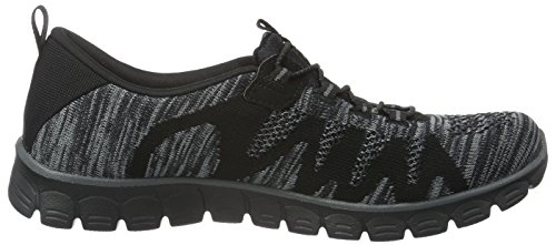 Skechers Ez Flex 3.0take-the-lead - Zapatillas Mujer Negro - negro