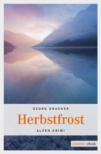 Herbstfrost (Oskar Jacobi) (German Edition)