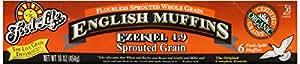 Food For Life, Organic Ezekiel 4:9 English Muffin, 16 oz (Frozen)