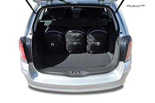 KJUST - AUTO-TASCHEN AUF MASS OPEL ASTRA TOURER (KOMBI), H, 2004-2013 CAR FIT BAGS