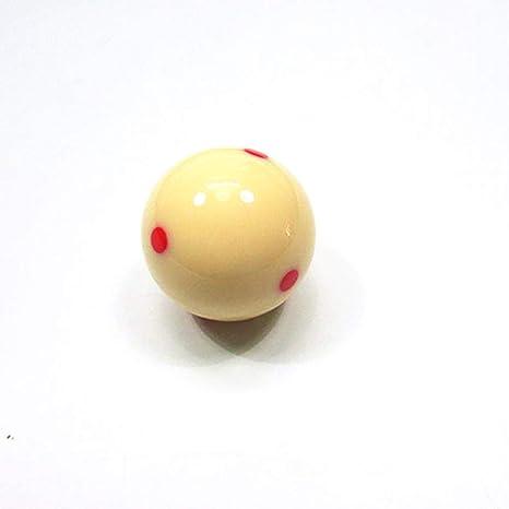 Anime Dot Spot - Pelota de Billar, 57,2 mm, Color Blanco: Amazon.es: Deportes y aire libre
