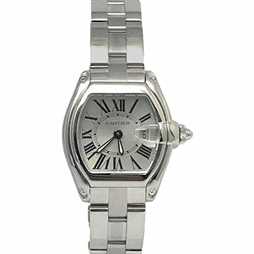 Cartier Roadster swiss-quartz womens Watch W62016V3 (Certified Pre-owned)