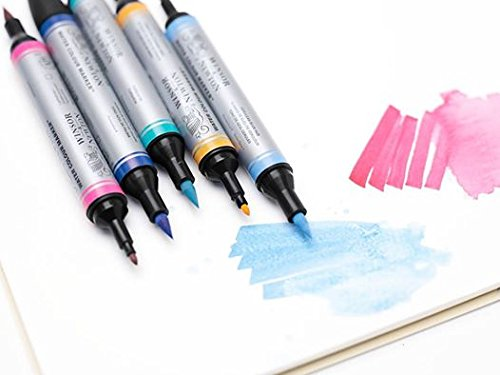 Winsor Newton Watercolour Markers Set